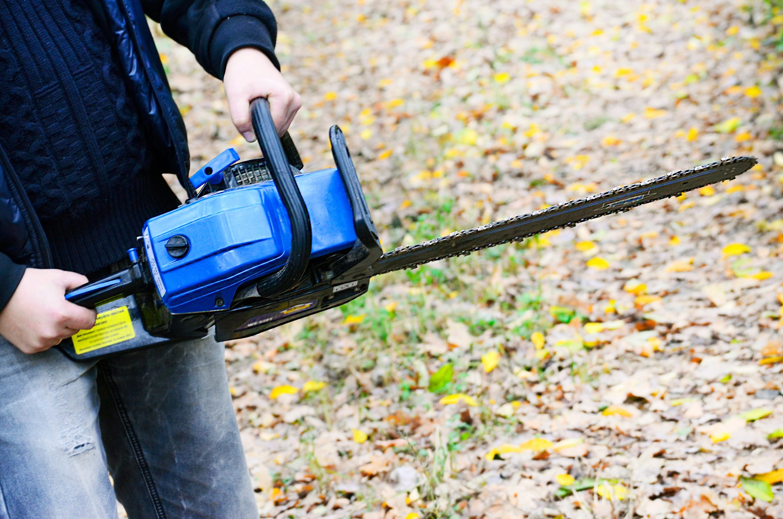 Blue Max 57cc Chainsaw Review